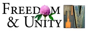 Freedom & Unity TV Logo