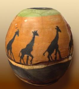 African Pot