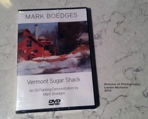 Mark Boedges-Video Cover