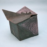 Raku Purple Box