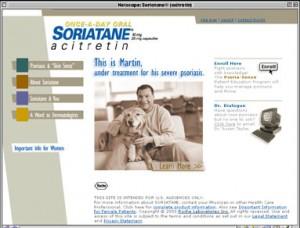 Soriatane Home Page
