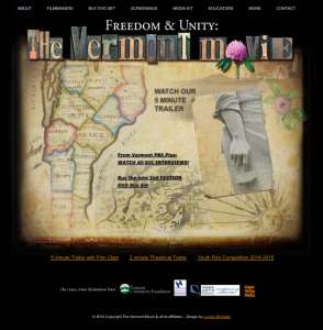 Freedom & Unity: The Vermont Movie